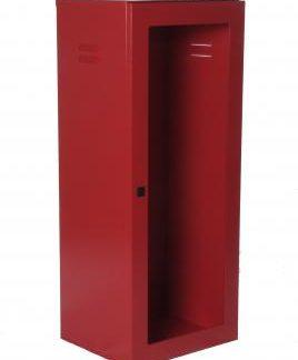Cassetta porta estintore da 5/9/12 Kg in acciaio senza lastra