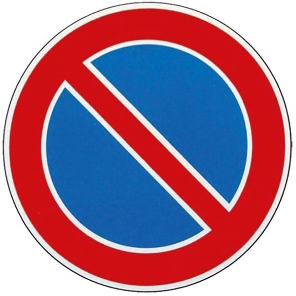 cartello divieto di sosta