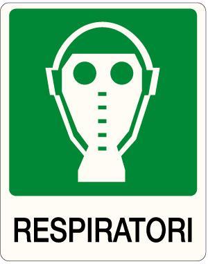 cartello respiratori