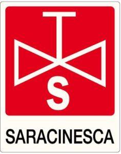 cartello saracinesca