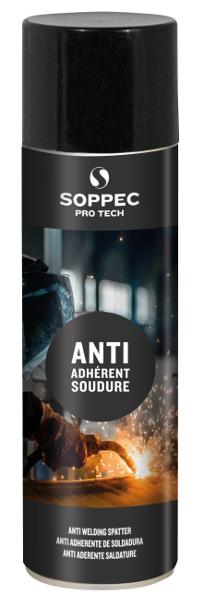 Spray antiaderente per saldatura