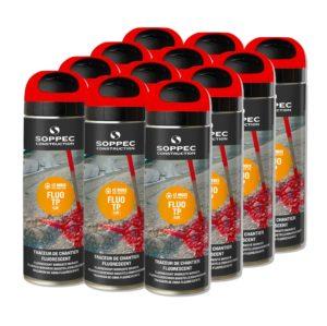 Tracciatore da cantiere spray FLUO TP