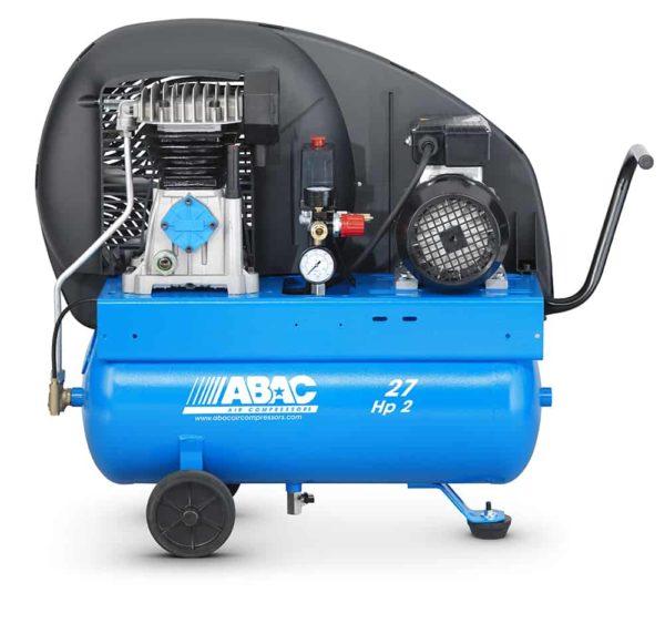 compressore aria 27 litri 2hp