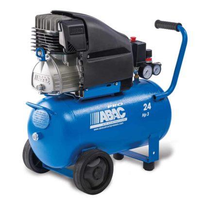 compressore aria 24 litri 3hp