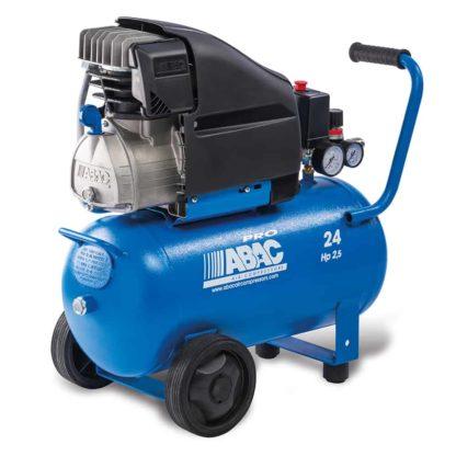 compressore aria 24 litri 2.5hp