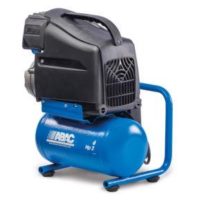 compressore aria 6 litri 2hp