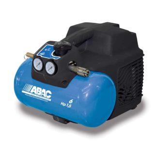 compressore aria 6 litri 1.5hp