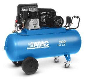 compressore aria 200 litri 5.5hp