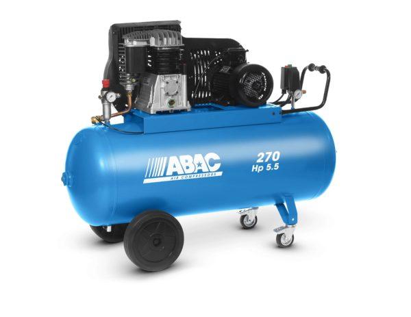 compressore aria 270 litri 5.5hp