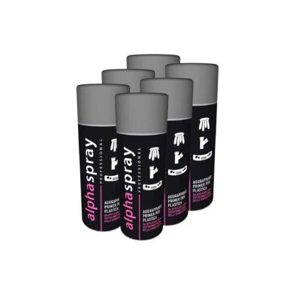 spray primer aggrappante per plastica