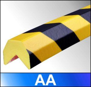 profilo flessibile di sicurezza AA