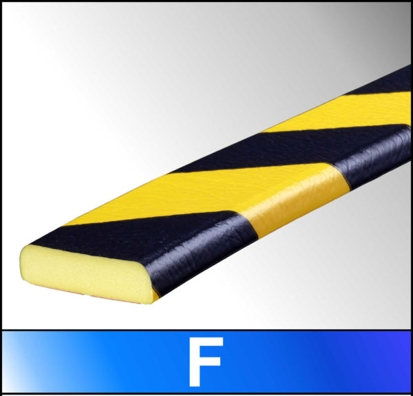 profilo flessibile di sicurezza F