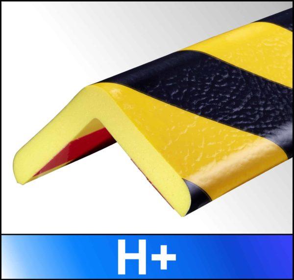 profilo flessibile di sicurezza H+