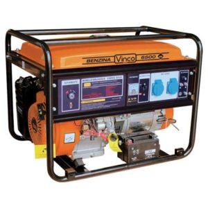 Generatore benzina MF 13 HP 5.5 Kw AE