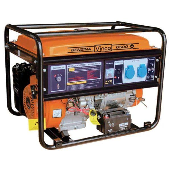 Generatore benzina MF 13 HP 5.5 Kw AM