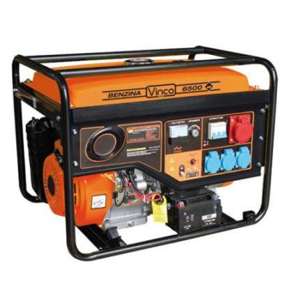 Generatore benzina TF 13 HP 5.5 Kw AE