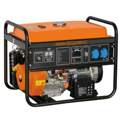 Generatore benzina MF 6.5 HP 2.8 Kw AE