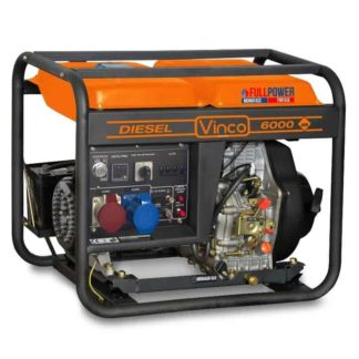 Generatore diesel TF 12 HP 5 Kw AE