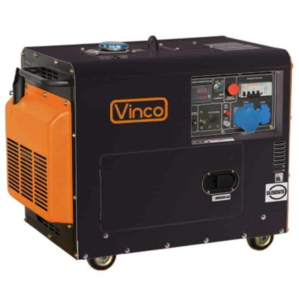 Generatore diesel MF 10 HP 5 Kw AE silenziato