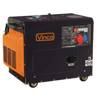 Generatore diesel TF 10 HP 5 Kw AE silenziato