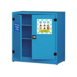 armadio liquidi chimici 123 L