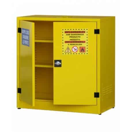 armadio liquidi infiammabili 123 L