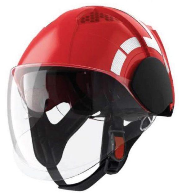 elmetto operatore antincendio