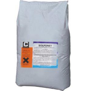 Polvere neutralizzante acido solforico
